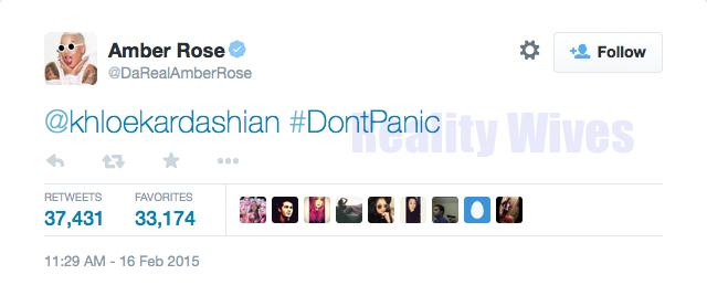 Amber Rose-tweets-Khloe Kardashian-3
