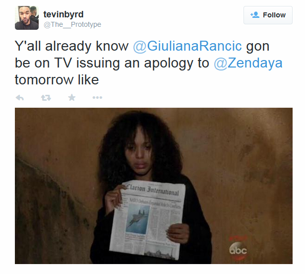 Giuliana Rancic-scandal