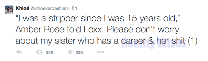 Khloe Kardashian-tweets-Amber Rose-4