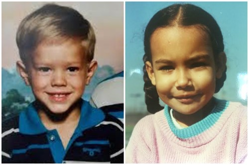 Ryan Dorsey-Naya Rivera-young