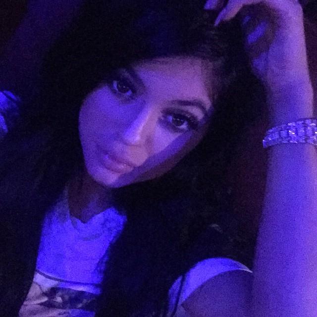 Kylie Jenner-watch
