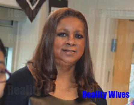 Kenya's mother, Patricia Moore