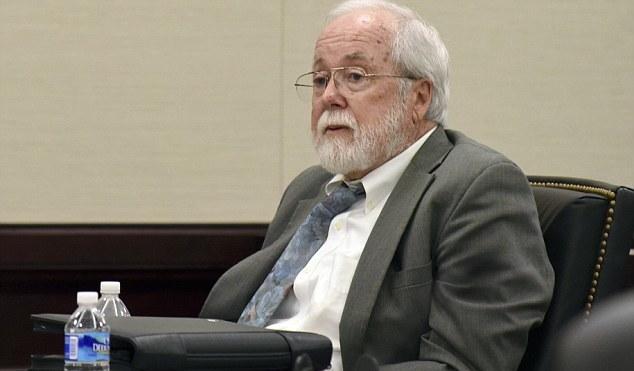 Mark Faville-court