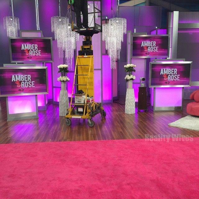 Amber Rose-show set-md