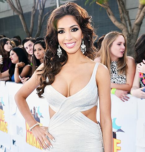 Farrah Abraham-MTV Movie Awards