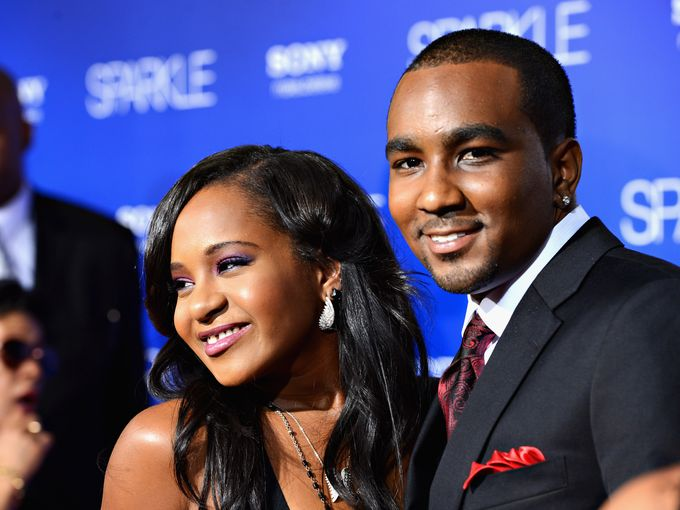 Bobbi Kristina Brown-Nick Gordan