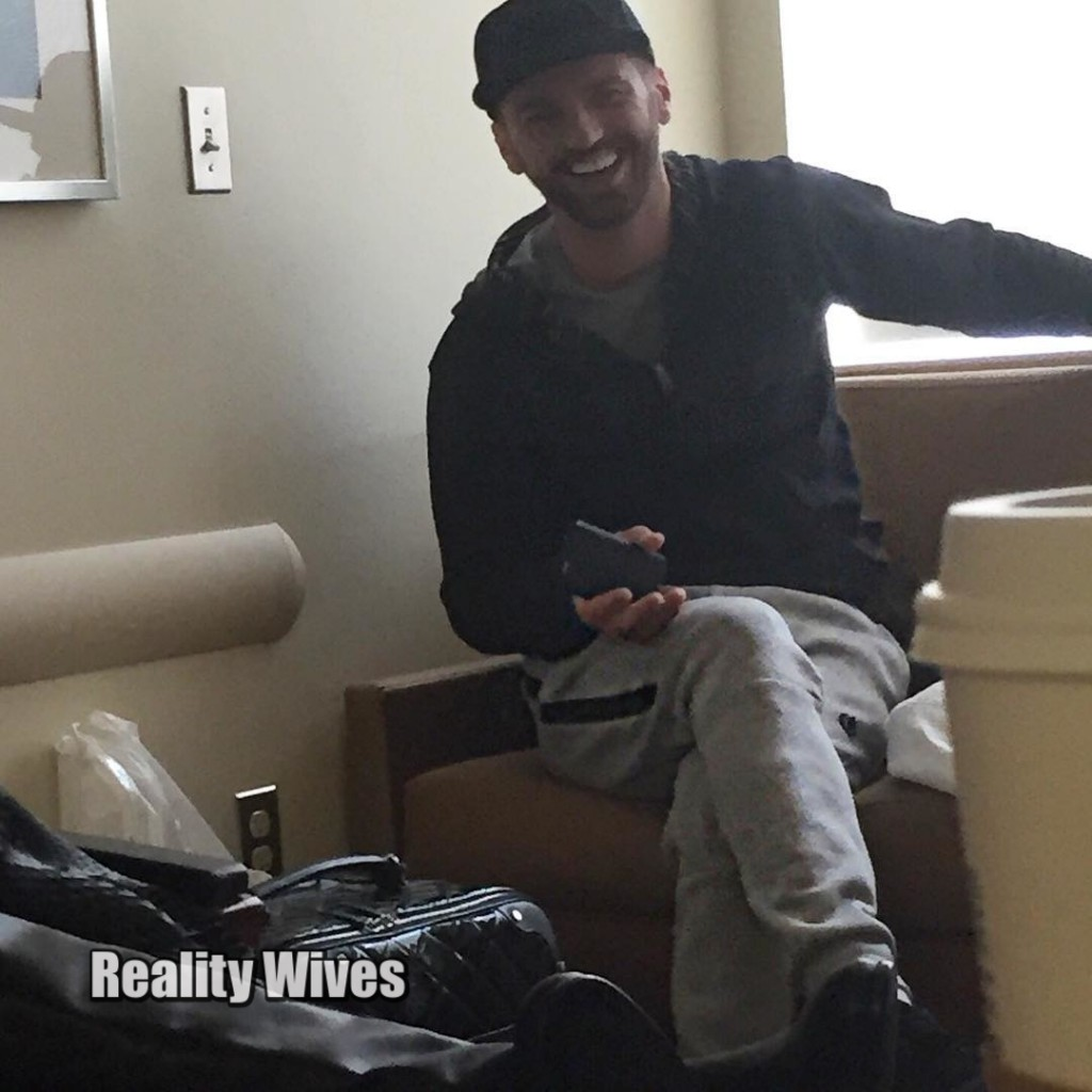 tony dovolani-kim zolciak hospital