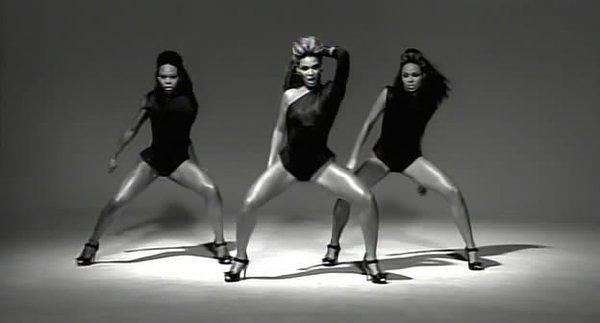Beyonce Knowles-Single Ladies
