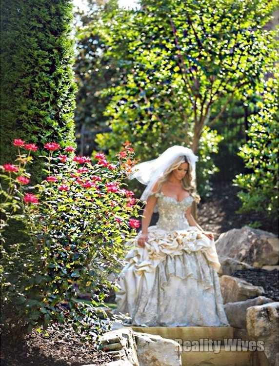 Kim Zolciak Biermann-wedding picture