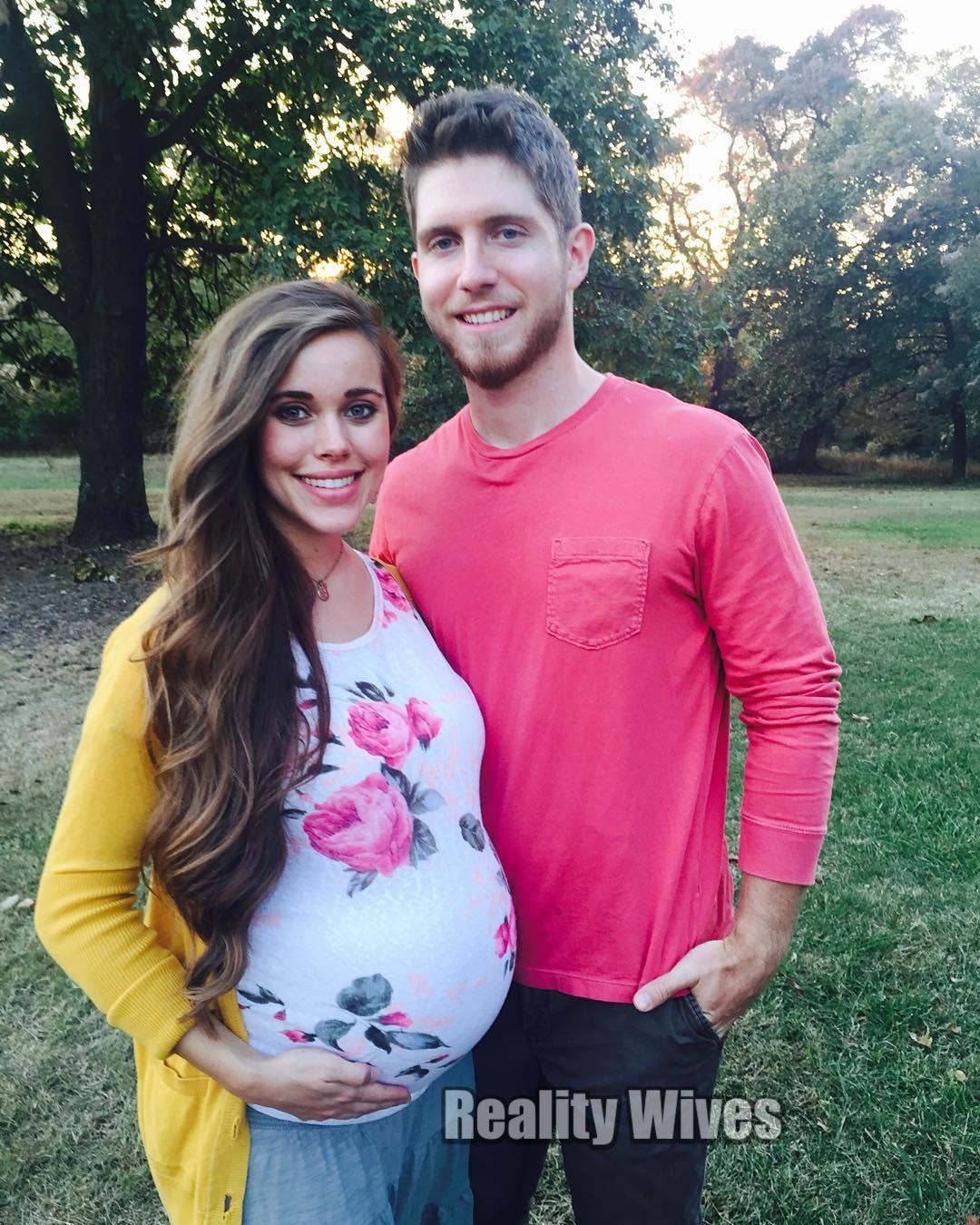 Jessa-Ben Seewald-pregnant