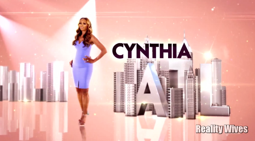 RHOA - 8 - Cynthia Bailey - Tagline