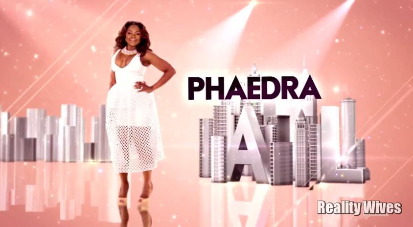 RHOA - 8 - Phaedra Parks - tagline