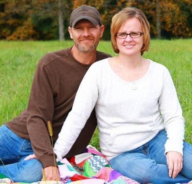 Timothy & his wife Jodi King Madden
