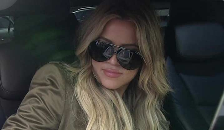khloe kardashian-staph infection