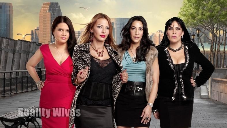 Karen Gravano, Drita D'Avanzo, Carla Facciolo & Renee Graziano