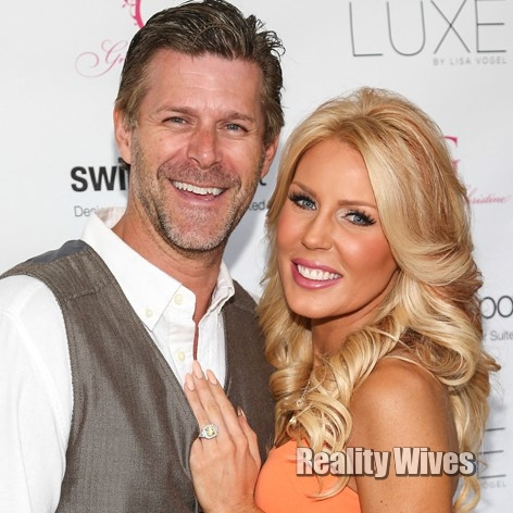 Gretchen Rossi And Lisa Vogel Launch Gretchen Christine For LUXE By Lisa Vogel Swimwear Collection At SwimSpot