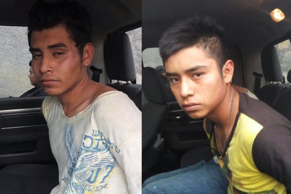 Two young men who killed newly appointed Mayor Moto