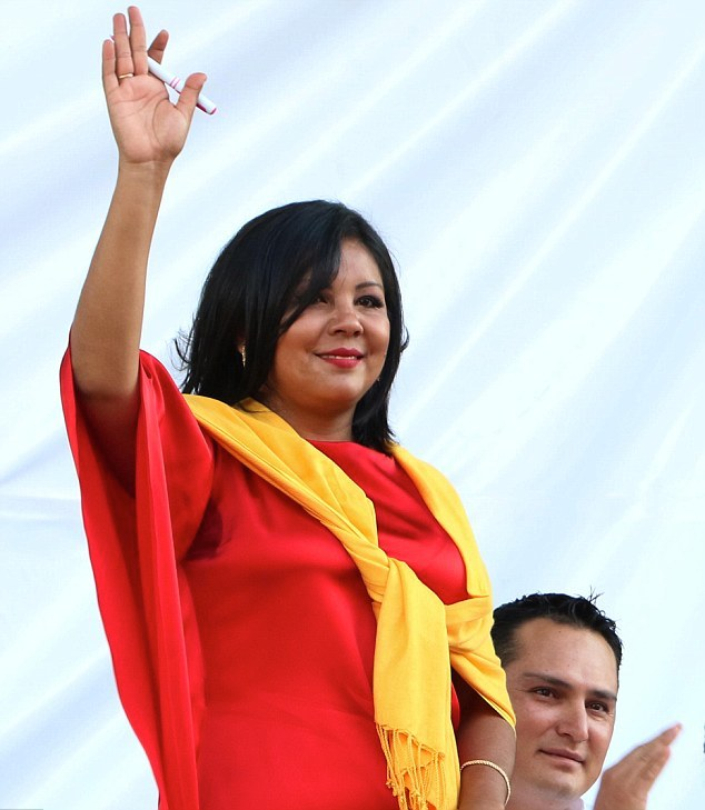 Mayor Gisela Mota