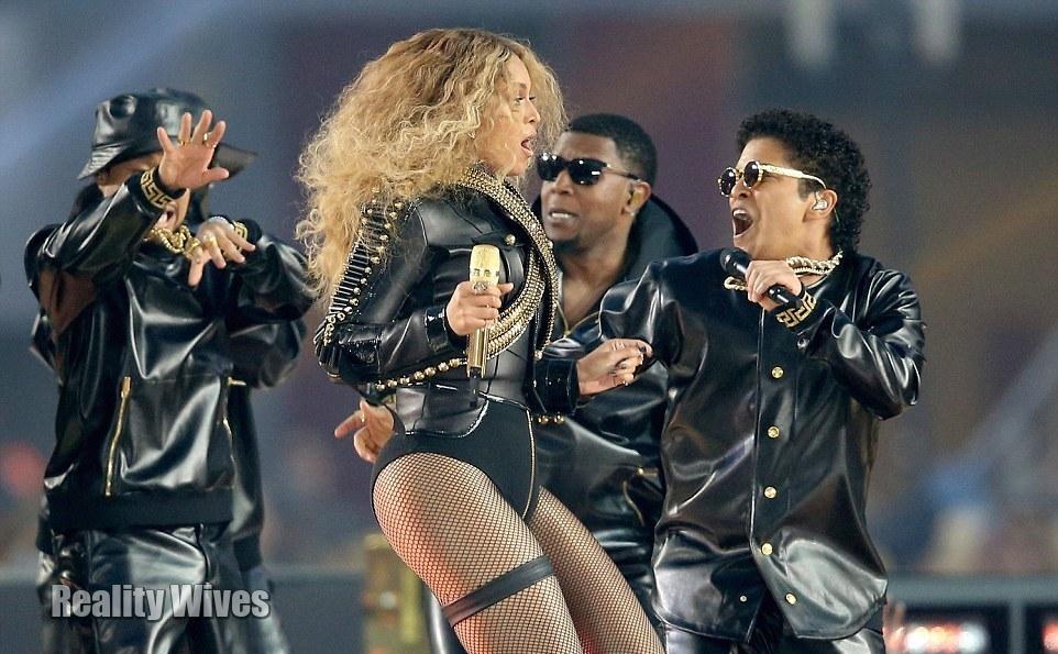 Beyonce Knowles-Bruno Mars