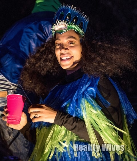 Solange Knowles-Krewe Of Muses Parade-md