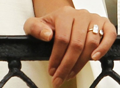 Solange's wedding ring