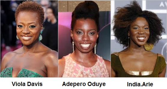 Viola Davis-Adepero Oduye-Indian Arie-md