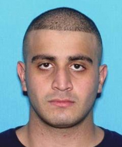 Gunman & ISIS supporter Omar Matteen