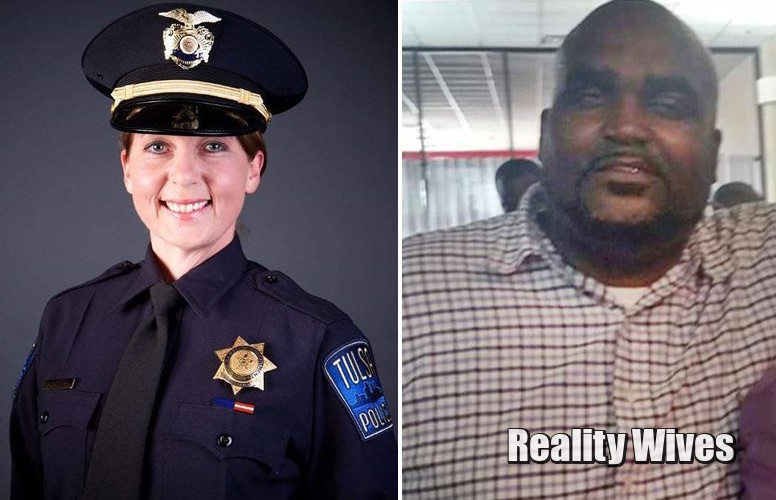 Officer Betty Shelby & Terence Crutcher