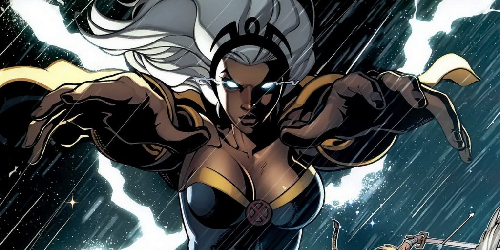 Storm aka Aurora Monroe not Halle or that other chick