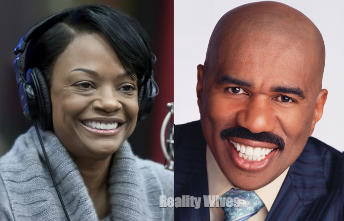 Mary Harvey-Steve Harvey