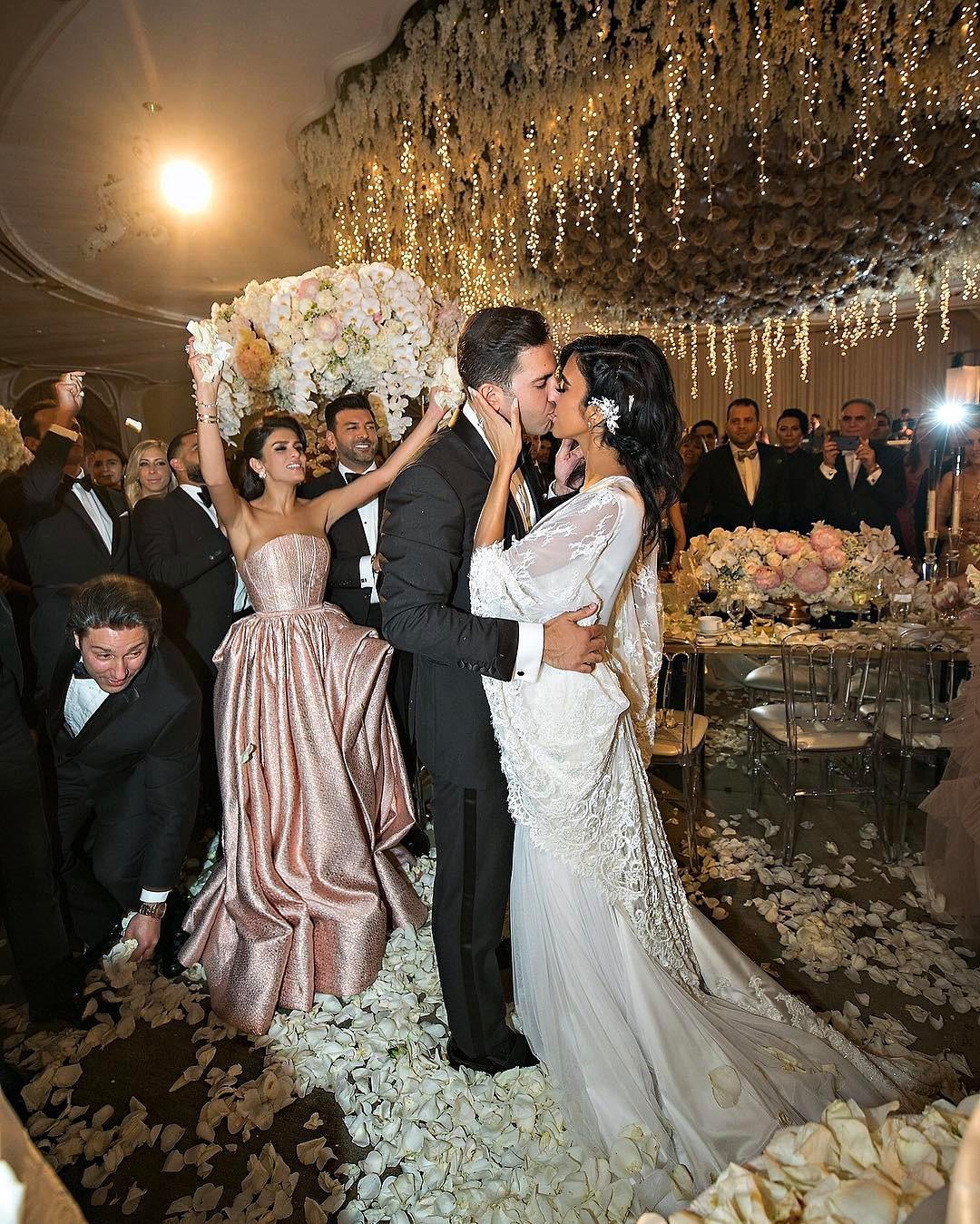 Shahs Of Sunset | Dara Mir & Lilly Ghalichi Mirs Wedding