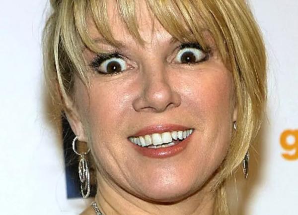 Ramona Singer-crazy eyes