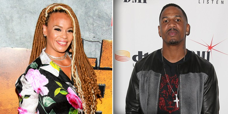 faith evans-stevie j