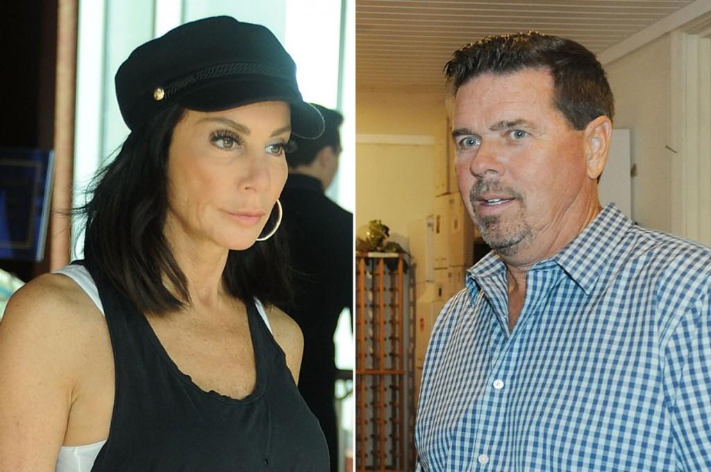 Danielle Staub & Marty Caffrey