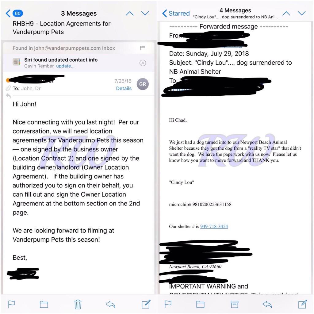 John Sessa Emails