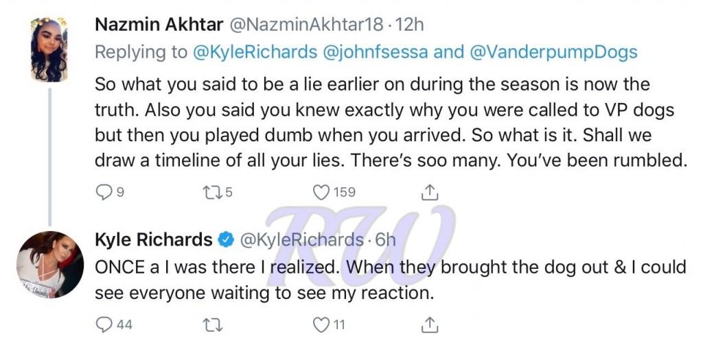 Kyle Richards-tweets