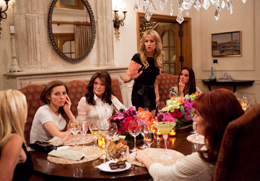 RHOBH-dinner party from hell-1