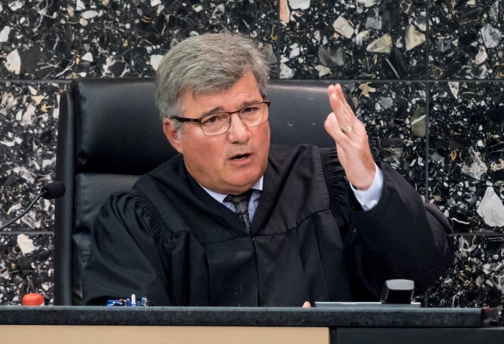Judge John Kastrenakes