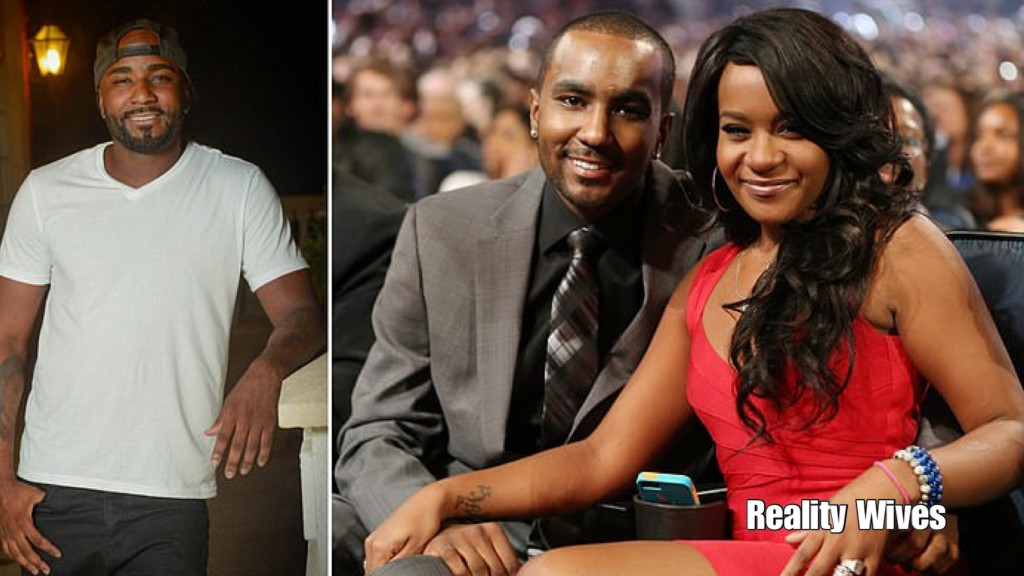 Nick Gordon & the late Bobbi Kristina Brown