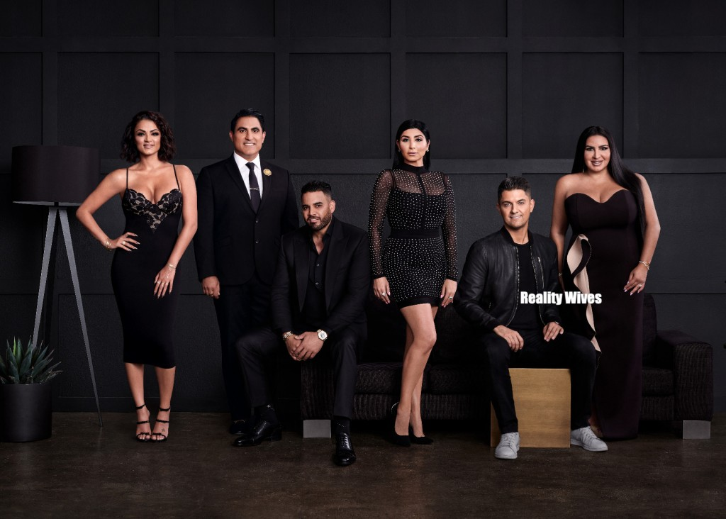 Shahs Of Sunset-season 8 cast-RW