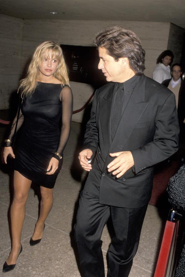 Pamela & Jon in 1998
